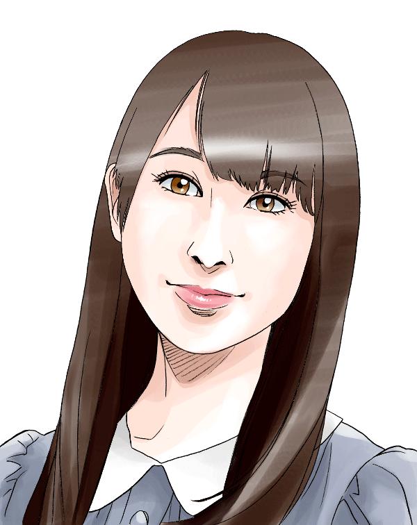元SKE48の松井玲奈
