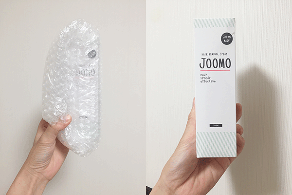 ジョーモ(JOOMO)の体験レビュー